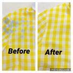 洗濯での色移り|移染除去